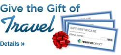 New York Gift Certificates