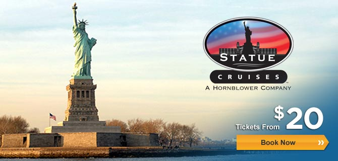 Statue of Liberty & Ellis Island Tours